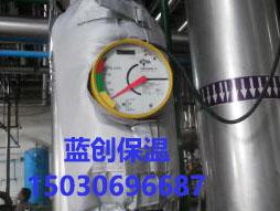 供应可拆卸保温套,仪器仪表隔热保温套