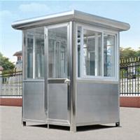 广州厂家移动厕所流动厕所不锈钢保安亭直销