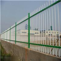 供应锌钢材料围墙护栏网 简易方管组装围栏