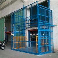 供应2吨3吨导轨式升降货梯 液压升降机