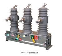 供应ZW43-12户外高压真空断路器价格最低