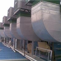 供应盐田区哪里有耐高温白铁皮风管加工安装