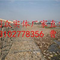 格宾石笼网箱的优势 抗冲刷河道护坡格宾网