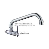 广标GB-5019横式单冷菜盆水龙头厂家直销