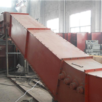 MS型刮板输送机工作原理,山西中坤环保厂家