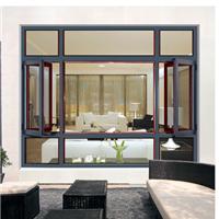 享受奢华罗兰德式门窗供应135系列平开窗