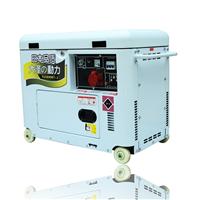供应超低噪音柴油发电机、15kw永磁风机组