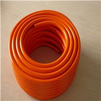 橘红色 蓝色 绝缘专用树脂管 聚氨酯管