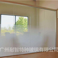 特种玻璃艺术玻璃蒙砂渐变玻璃