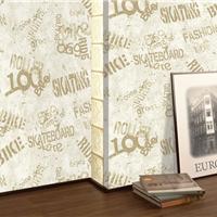 供应进口韩式纯纸墙纸
