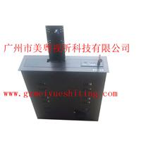 供应超薄触摸一体机桌面液晶显示器升降器