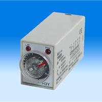 供应欧姆龙时间继电器H3Y-4
