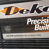 DEKA德克免维护蓄电池8A8D/245AH总代理