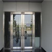 不锈钢大玻璃防火门/甲级玻璃防火门价格