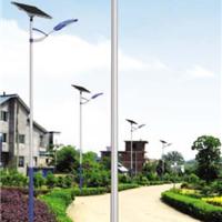 扬州弘旭照明优质供应5米15W太阳能灯杆