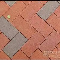 厂家供应四川 烧结砖 透水砖 劈开砖 广场砖