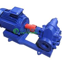 供应防爆油泵:KCB/2CY齿轮式输油泵,铜齿轮