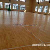 新疆体育地板供应