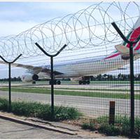 供应黄陂天河机场隔离围栏,防爬防盗质量优