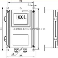 数显式控制箱非接触式DH-SA打滑速度检测仪