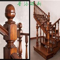 普洛瑞斯实木楼梯效果图|楼梯雕花图片