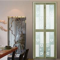 高标准制造折叠门,打造艺术空间