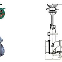 供应NPZ41H-16C耐磨铸石排渣阀