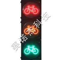 供应400mm非机动车信号灯 自行车交通信号灯