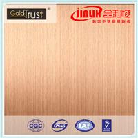 厂家直销304不锈钢拉丝板不锈钢发纹板