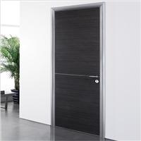 厂家供应室内套装门 绿色环保生态铝合金门