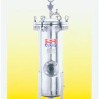 供应塑宝镀镍不锈钢高压过滤器SF-420