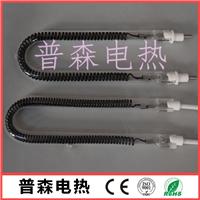 u型石英加热管 碳纤维红外线发热管