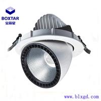 单颗45W防眩光LED象鼻灯