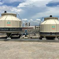 柳州圆型工业冷却塔―广西玻璃钢工业冷却塔