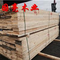 铁杉建筑木方木材加工厂销售质优价低跳板