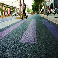专业承包市政景观建设生态透水混凝土路面