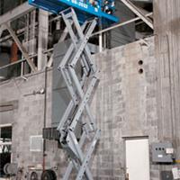 供应吉尼Genie6-18m剪叉型高空作业平台