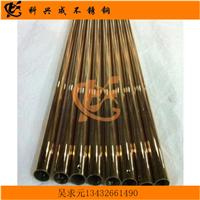 供应304不锈钢彩色管 不锈钢方管/圆管/扁管