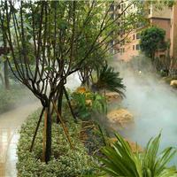 供应大铭河南雾森系统园林景观小区人造雾