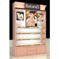 成都化妆品展柜-化妆品展示柜台-化妆品货柜