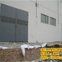工厂车间钢大门、02J611-1图集钢大门供应