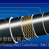 供应天卓HDPE钢丝网骨架聚乙烯复合管