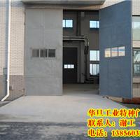 防风沙钢木大门、耐腐蚀钢木大门供应