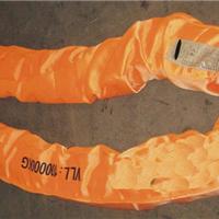 特大吨位合成纤维圆状吊装带,柔性吊带