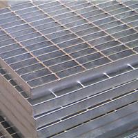 齿型钢格板、污水池复合盖板,厨房通风格栅