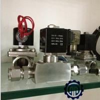 供应卡套焊接超高压电磁阀上海厂家