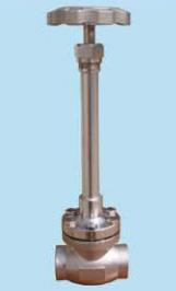 供应TLJ61F-25P天然气长轴直通截止阀
