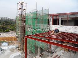 供应罗湖房屋钢结构加层设计制作安装报价
