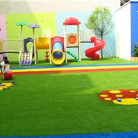 幼儿园人工草皮厂家指导铺设维护怎么选厂家