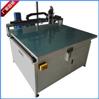 木板复合喷胶设备自动涂胶工作台,打胶平台